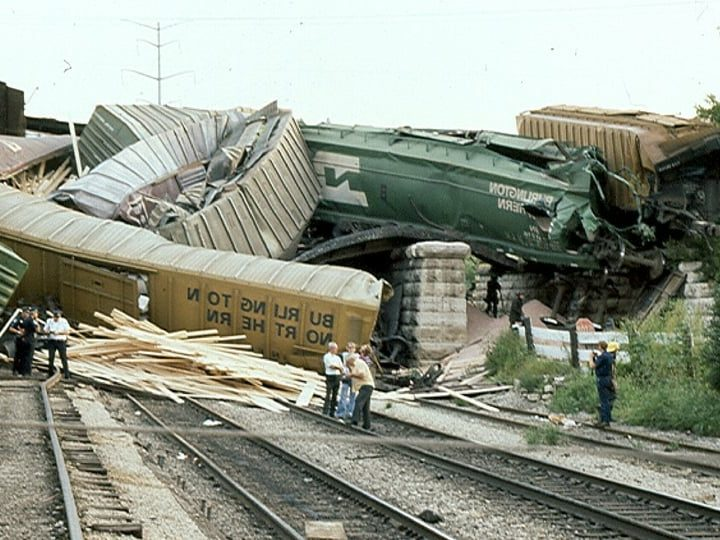 Train Wreck In Life